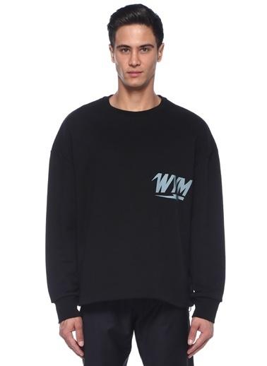 Wooyoungmi Sweatshirt Siyah